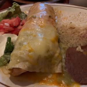 Chicken Burrito - La Placitas
