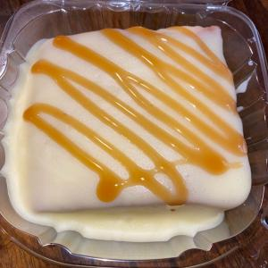 Italian Cream Cheese and Caramel Cake