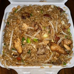 Special Fried Rice - Connie's Seafood Market & Restaurant