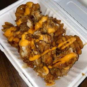 Chicken Thunder Fries - The Waffle Bus (Brick & Mortar)
