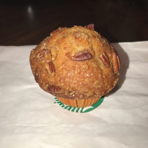 Maple Pecan Muffin
